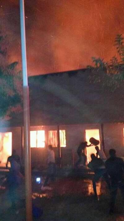 Abubakar Tafawa Balewa University Bauchi Management postponed exams due to fire outbreak