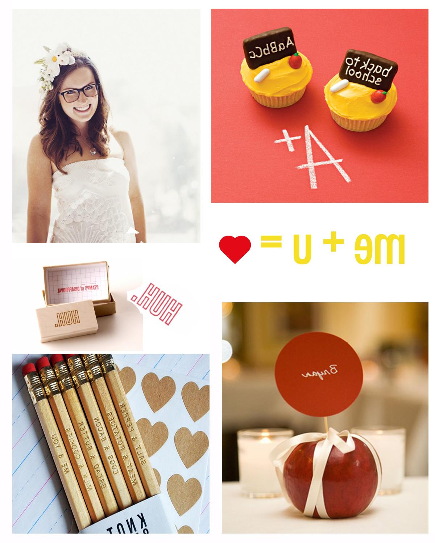 Geek Chic Wedding Inspiration