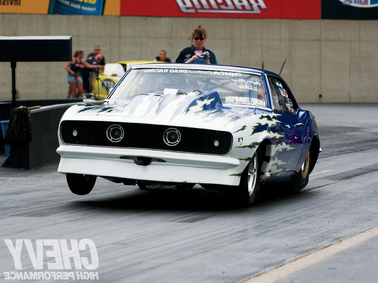 Nmca Edelbrock Drag Racing