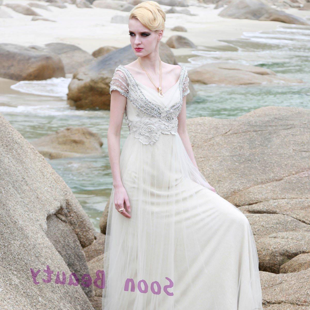 backless plunge wedding