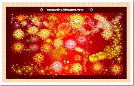 fireworks PSD