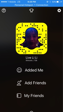 a27d70f9a6ef Did you know that you can add Snapchat friends without their username  Well  you can use their Snapcode