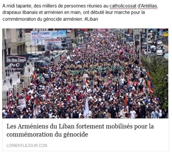imatge de la commemoracion del genocidi dels Armenians 28