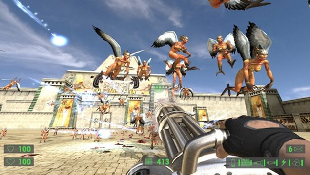 serious sam secret 01