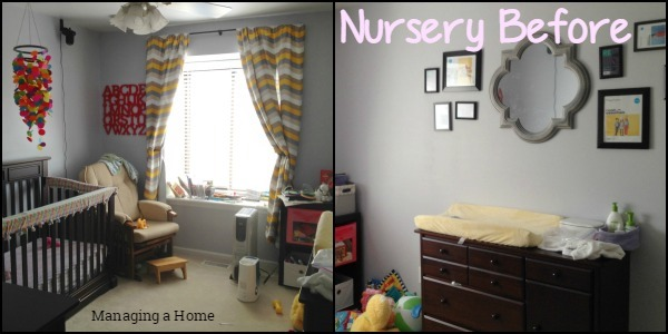 Nursery Organization and Design Before