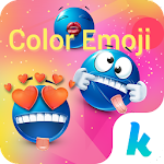 Kika Keyboard Color Emoji Pro 1.0 Apk