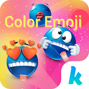 Color Emoji Stickers For PC (Windows & MAC)