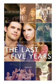 Poster The Last 5 Years