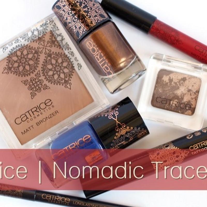 Catrice | Nomadic Traces LE (Swatches & Tragebilder)