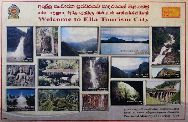 Welcome to Ella Tourism city