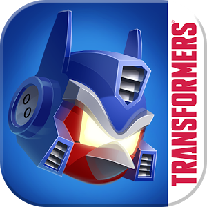 Angry Birds Transformers v1.6.31 [Mod Coins/Unlocked]