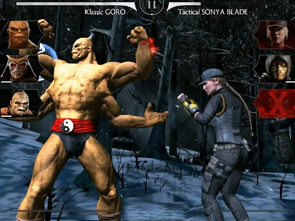 MORTAL KOMBAT X Screenshot