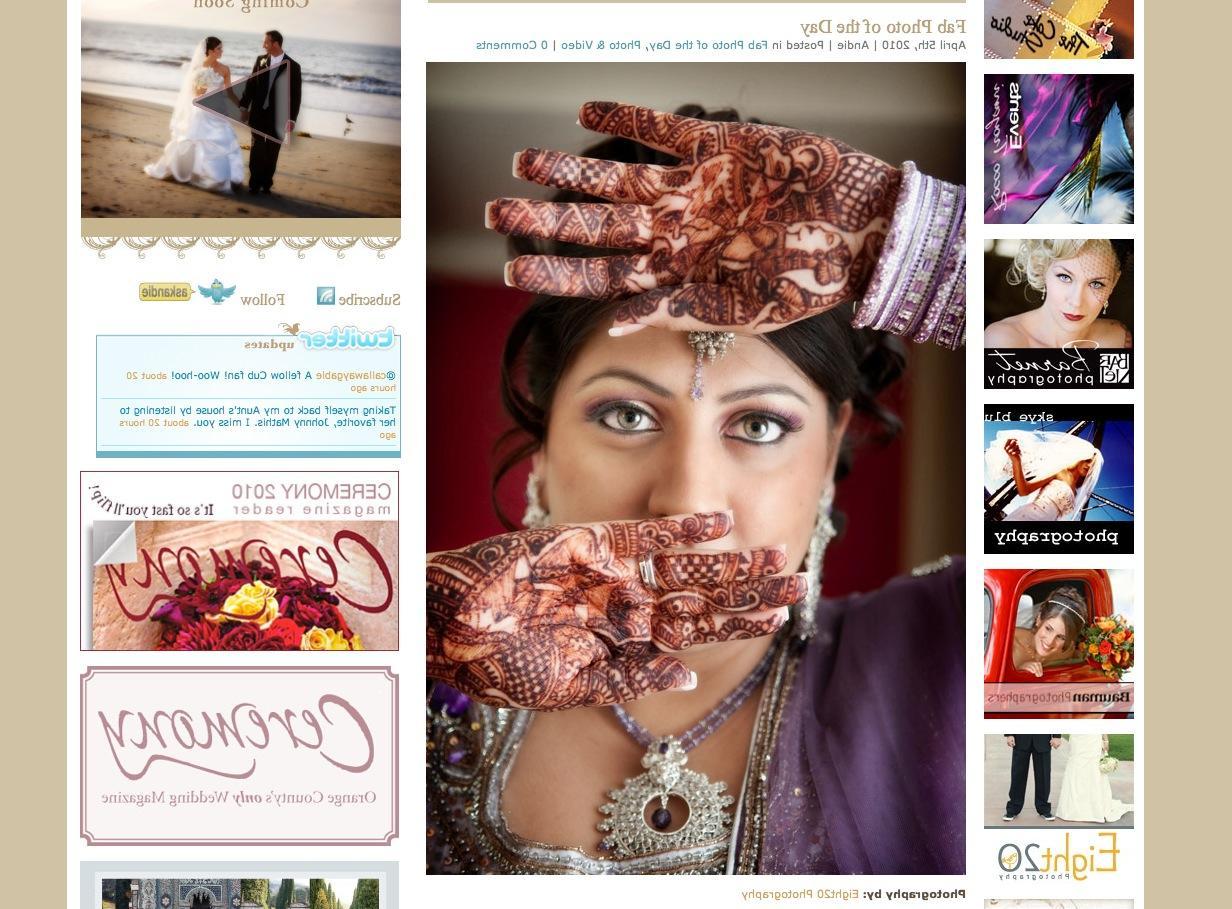 Los Angeles Indian Wedding