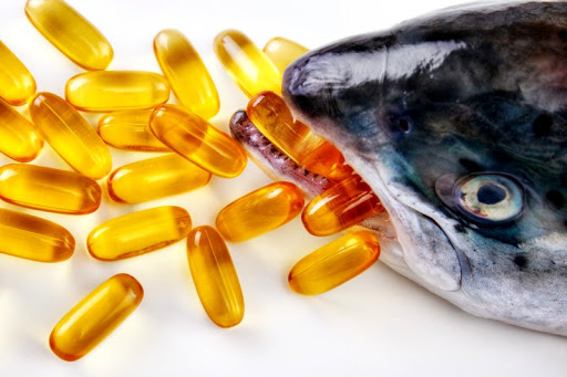 Fish Oils - Better Brain Power