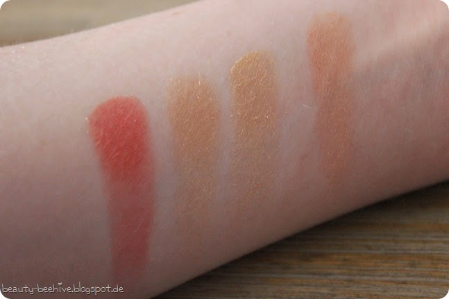 MAC Wash and & Dry LE Limited Edition Kollektion Haul Einkauf Swatch Swatches Studio Sculpt Bronzer Delicates Golden Rinse Lipstick Lippenstift Steam Heat Tumble Dry Blush Hipness Crisp Whites Highlighter7