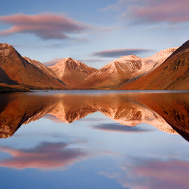 Wastwater by Wolfy Pic - Landscapes Mountains & Hills