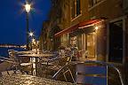 Abendessen auf Guidecca