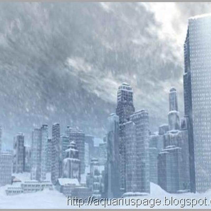 Uma nova Era do Gelo é fato ?