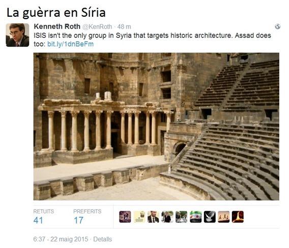 guèrra en Síria