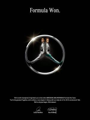 Льюис Хэмилтон и Нико Росберг - Формула Успеха Mercedes