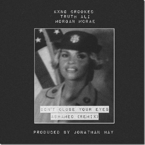 "New Music KXNG Crooked f Truth Ali ""Ashamed"" (Remix)"