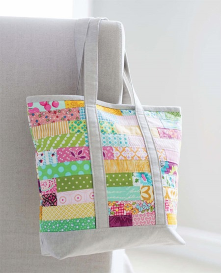 Craft on the Go Tote Bag