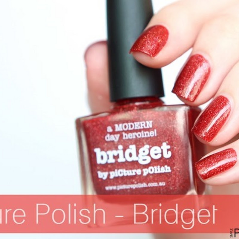 [Swatch] Picture Polish–Bridget