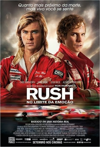 Rush – No Limite da Emoção – BRRip AVI e RMVB Legendado