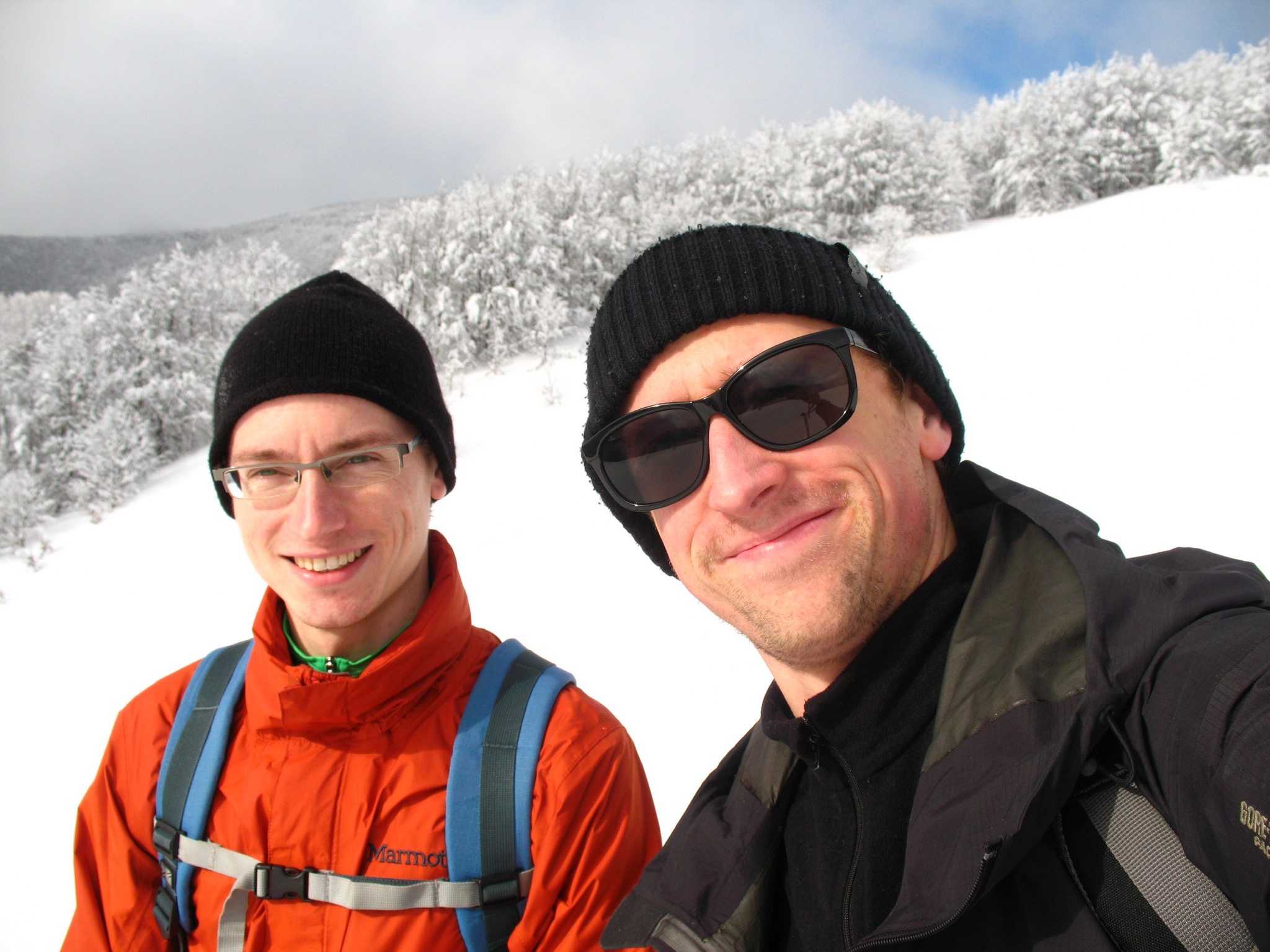 San Pellegrino in Neve