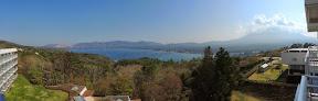 Lake Yamanaka, Japan