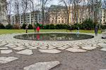 Denkmal für die ermordeten Sinti und Roma