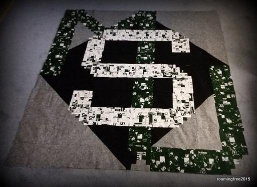 Bryce's quilt