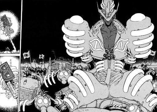 Trigun Manga Online Baca Manga 05 page 8
