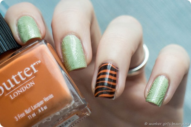 Challenge Jungle Tiger Stamping Moyou_-4