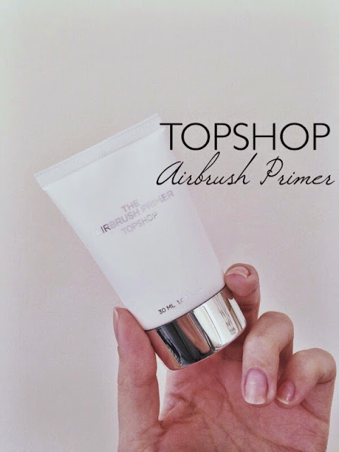 Topshop Airbrush Primer, Topshop Airbrush Primer Review, Topshop makeup, Topshop primer