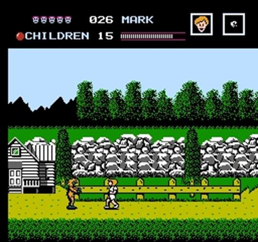 Al menos, si sois los portas de un juego mierdero de la NES.