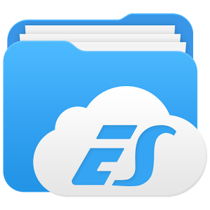 ES File Explorer File Manager v4.0.2.4 Alien Mod