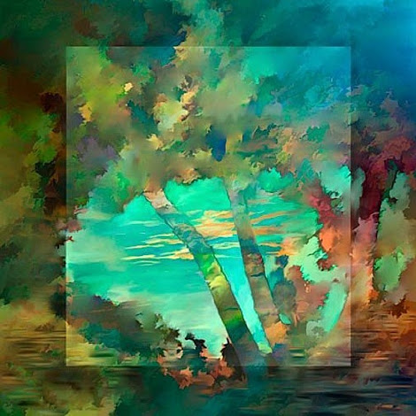 """The """"Peaceful Dawn"""" piece from the """"2012"""" collection"""