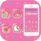 Free Pink Princess Kitty APK for Windows 8