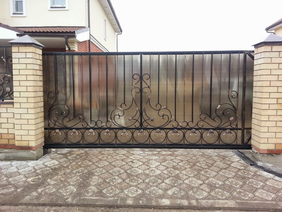 Дешевые откатные ворота hzpfycrjt ijcct сделать отъезжающие ворота