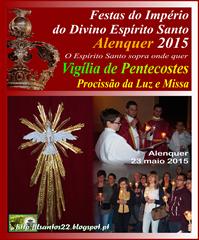 Vigilia Pentecostes - Alenq. 23.05.15