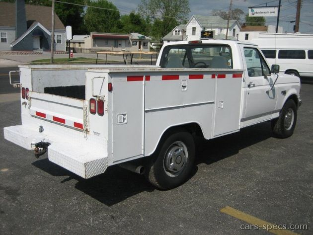 1995 ford f 250 regular cab specifications pictures prices. Black Bedroom Furniture Sets. Home Design Ideas