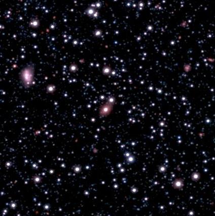 galáxia SAGE0536AGN
