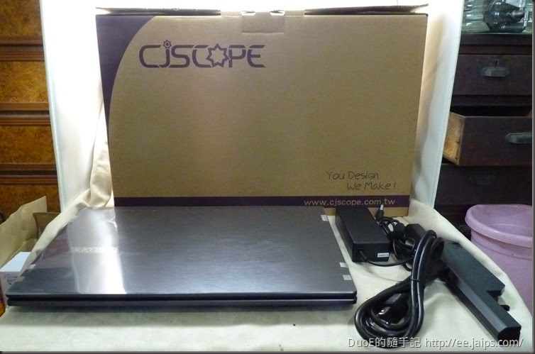 CJSCOPE QX-250 開箱