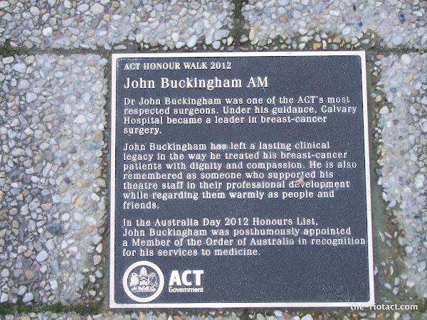 john buckingham