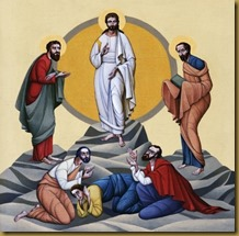 Stock Photo - LVIV, UKRAINE - JUNE 06, 2012: The internal painting of the church of St. Anne, dedicated to church holidays. This image - an illustration of the Transfiguration. The author - Ivan Protsiv.