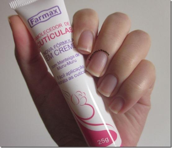Amolecedor cutícula (Farmax)