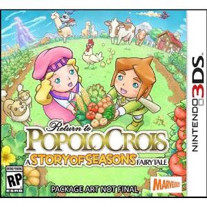 [GAMES] Return to PopoloCrois A Story of Seasons Fairytale (3DS/USA)