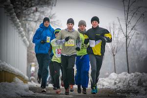 Традиционный л/а кросс «Зиме навстречу» (1 км, 10 км, 20 км)