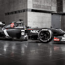 Sauber C33 right front view